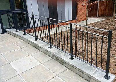 apartment handrails